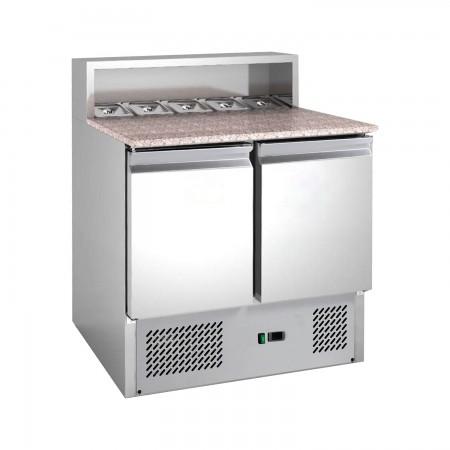 Banc refrigerant pentru pizza