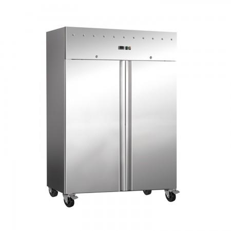Dulap de congelare, capacitate 1476 litri, structura inox, dimensiuni 1480x830x2010mm