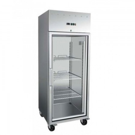 Dulap de congelare, capacitate 685 litri, structura inox, dimensiuni 740x830x2010mm