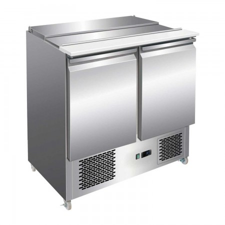 Saladeta, capacitate 257 litri, inox, dimensiuni 900x700x860mm