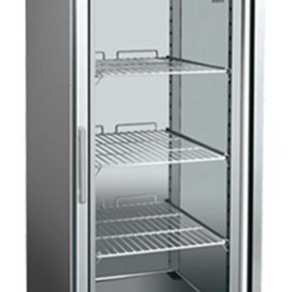 Dulap de congelare cu usa din sticla